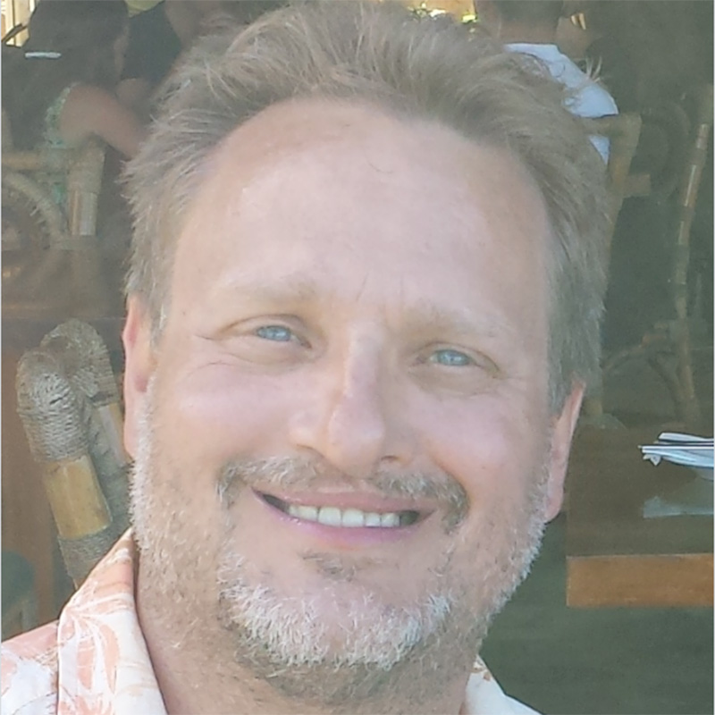 Justin Bzdek, President and CEO